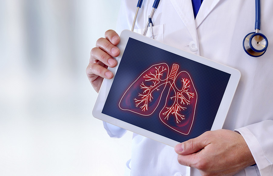 Herz- und Lungen-transplantation - Titelbild